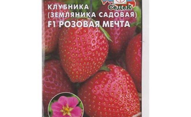 Земляника Радость Дачника F1, 15 шт.