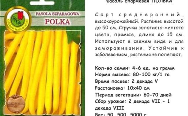 """Отзыв: Семена PNOS """"Спаржевая фасоль Полька"""" - Мусор, а не семена. Всхожесть до 40% максимум."""