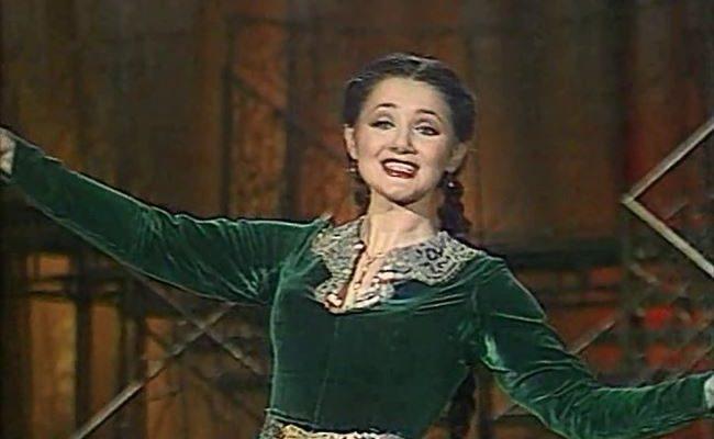Лилия Амарфий: короткая жизнь яркой «звезды» советской оперетты