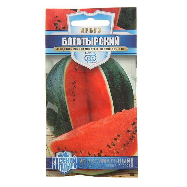 Грунт для арбуза